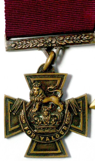 LEST WE FORGET: Sgt Cooper's Victoria Cross is now in Stockton's Green Dragon Museum