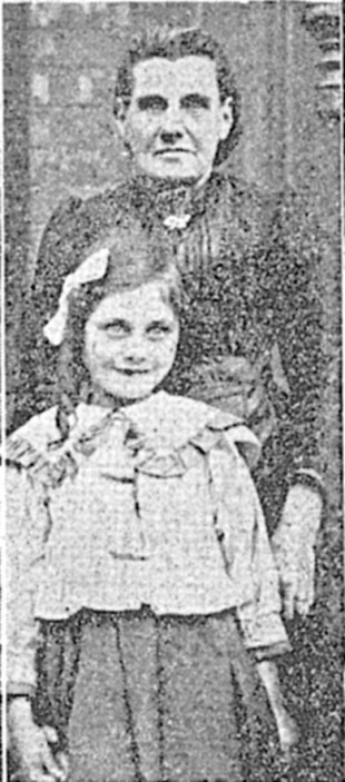 , 66, and Laura Wilkinson, 12, both of Turnbull Street, West Hartlepool, who were killed in the bombardment